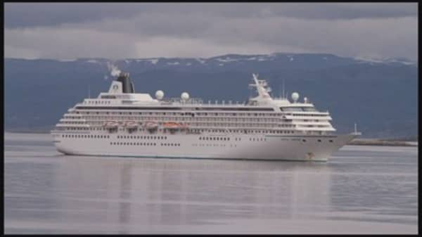 Industry expects more cruise passengers in 2017