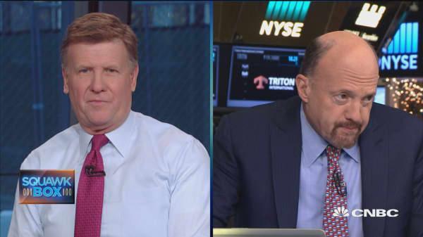 Cramer critics Steven Eisman's Dodd-Frank comment