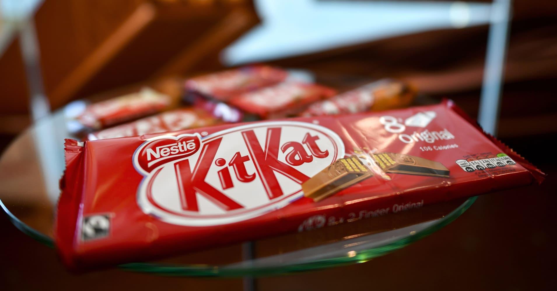Nestle plans $20.8 billion share buyback after Third Point pressure