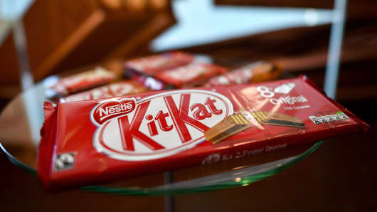 Kit Kat by Nestle