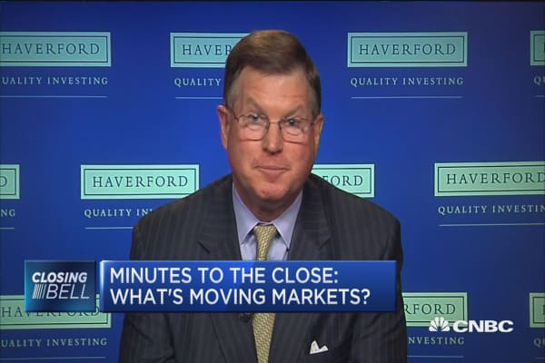 Stovall: Indicators for a recession just aren't there