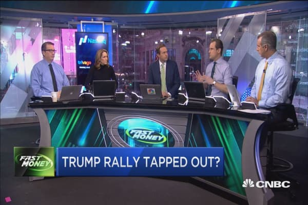 Dump the Trump bump?