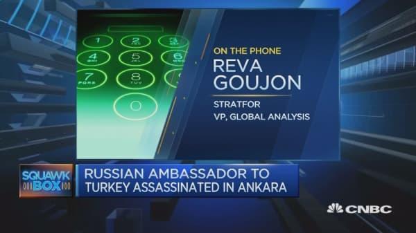 Turkish-Russian relations not necessarily ruptured: Expert