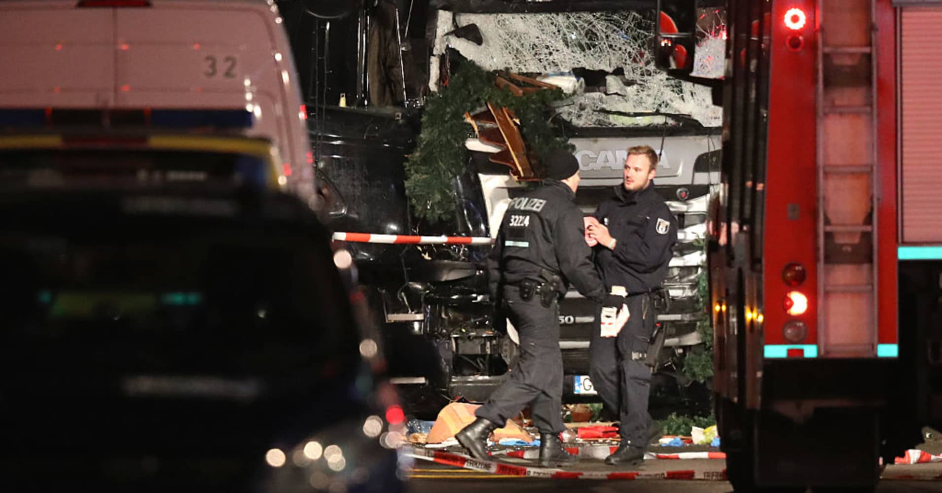 Trump Condemns Berlin Attack Says Things 39 Only Getting Worse 39