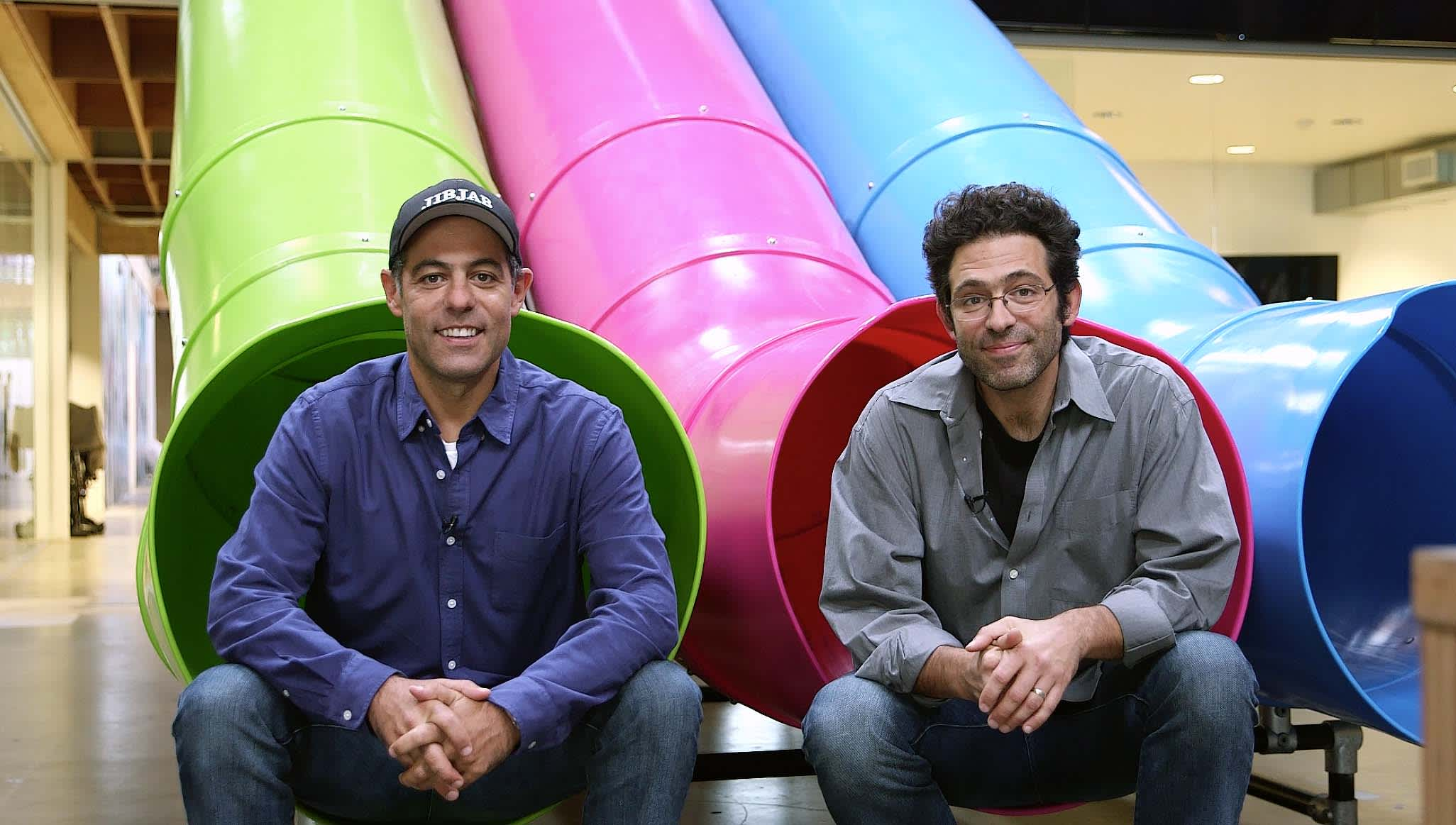 how an ex banker and his artist brother built jibjab