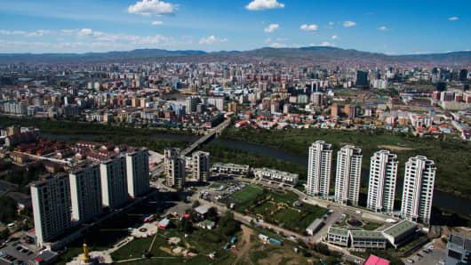 Ulaanbaatar, Mongolia.