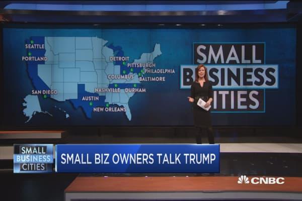 Small biz and deregulation
