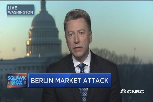 Berlin attack highlights lack of leadership in Europe