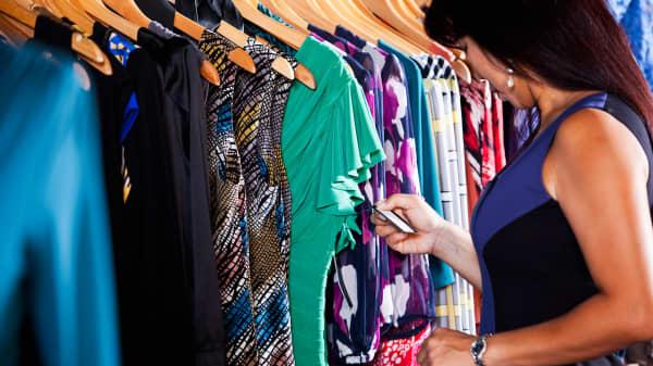 retail shopper