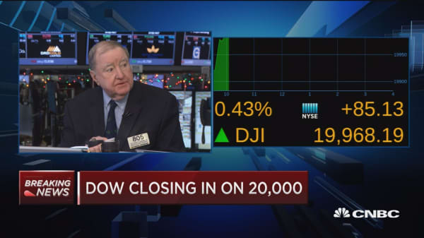 Cashin: There will be a 'sigh of relief' after 20,000
