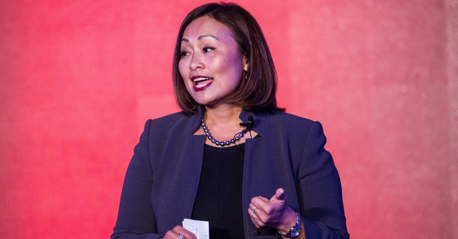 Sheila Lirio Marcelo is the CEO of Care.com