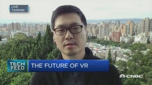 2017 will be the winter for VR: VC