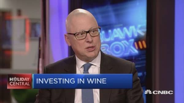 Should winemakers be concerned about trade going forward?