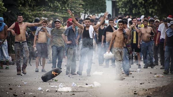 What's happening in Venezuela?