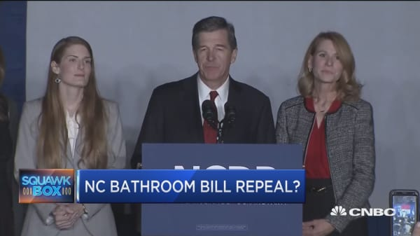 Bathroom bill backlash