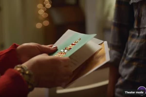 Hallmark's ad features 'extraordinary' people