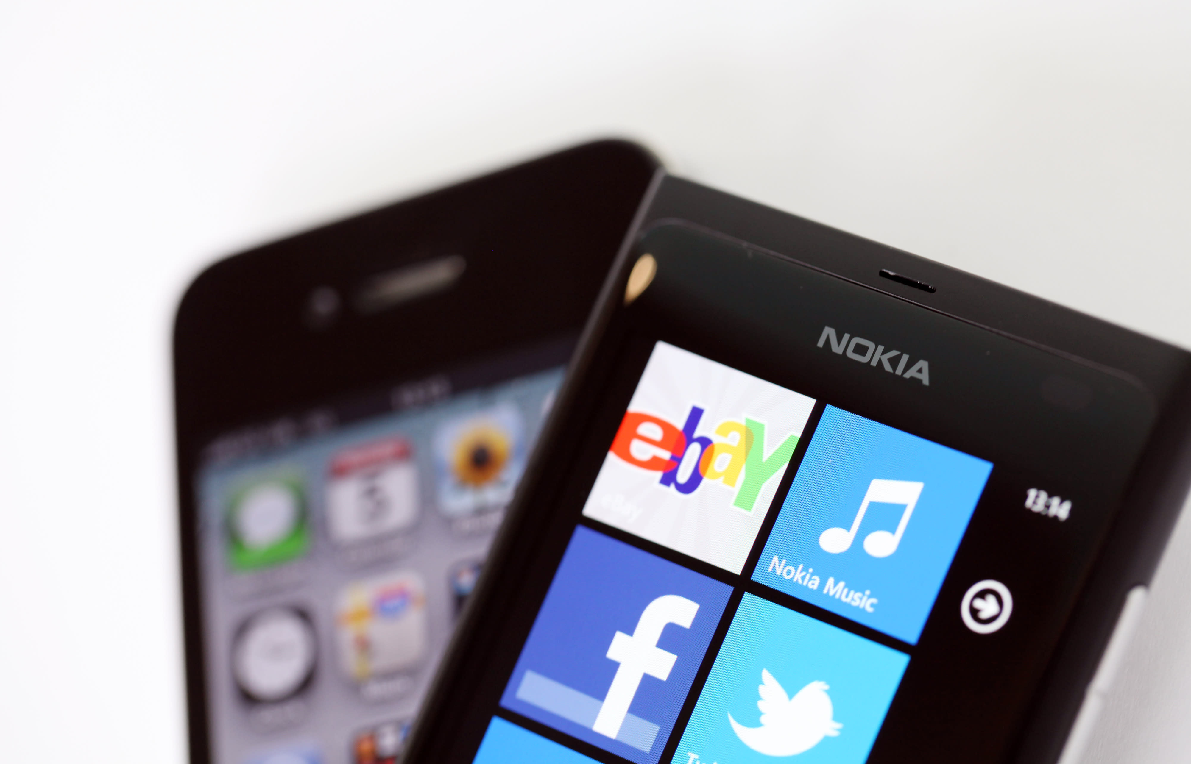 Nokia sues apple for infringing technology patents biocorpaavc Choice Image