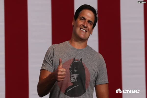 Mark Cuban: If I lost everything and had to start over, here's what I would do