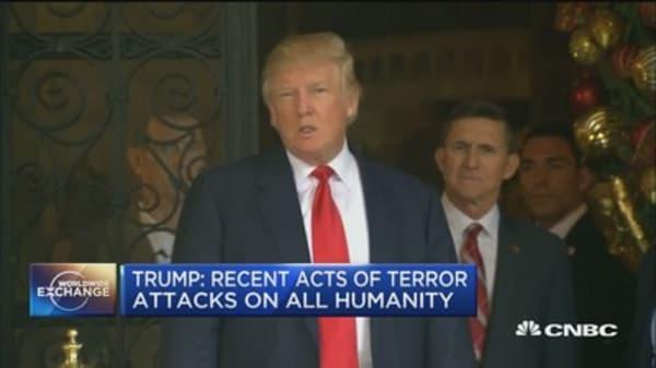 Trump tackles agenda from his Mar-a-Lago resort