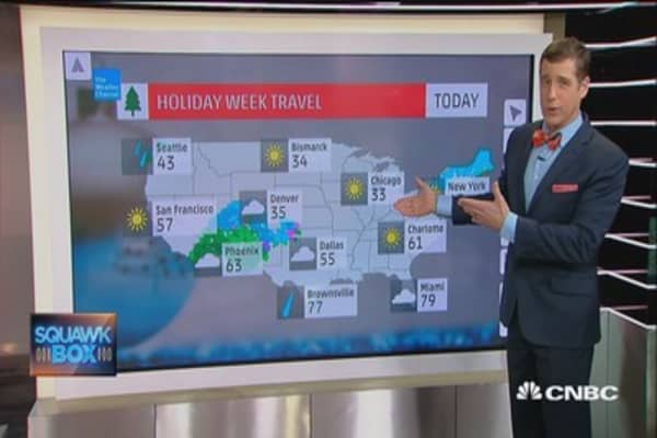 Winter storm could bring white Christmas to northern Plains
