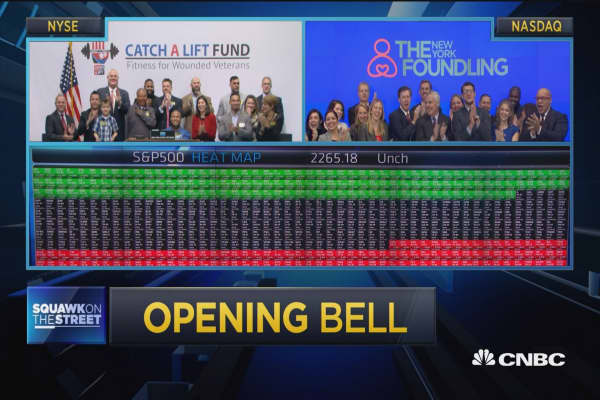Opening Bell, December 22, 2016