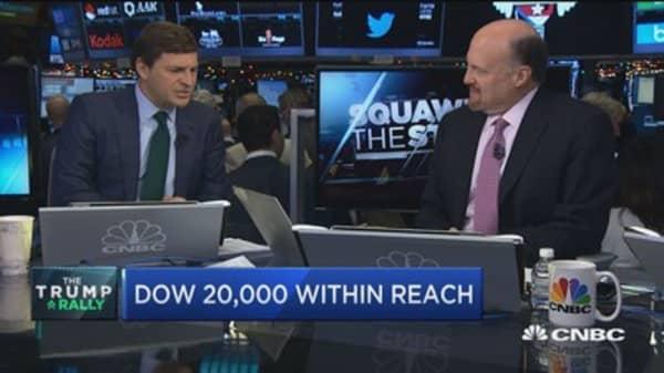 Cramer on stocks key to market