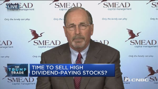 Time to sell high dividend-paying stocks?