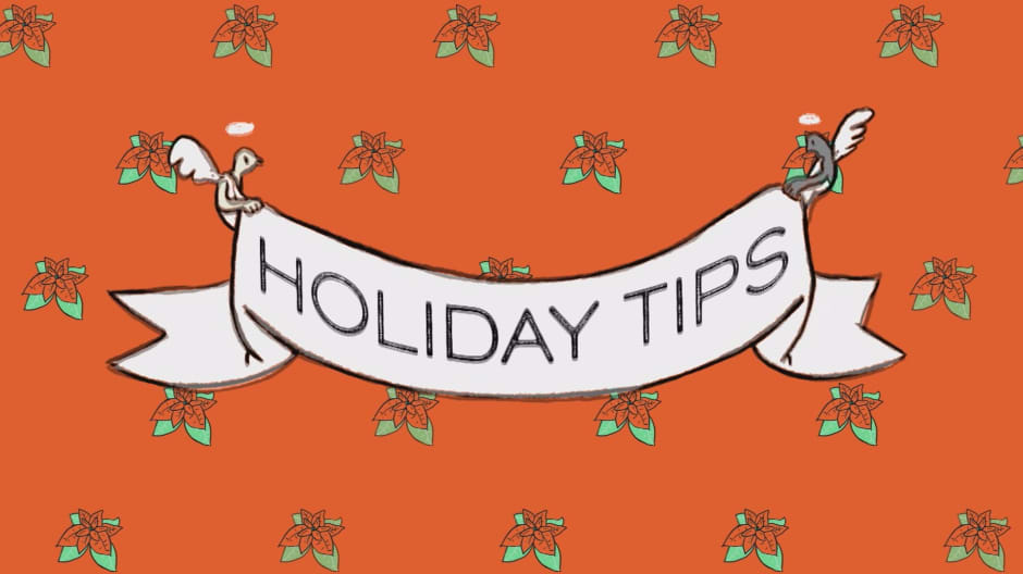 Here's who — and how much — to tip this holiday season