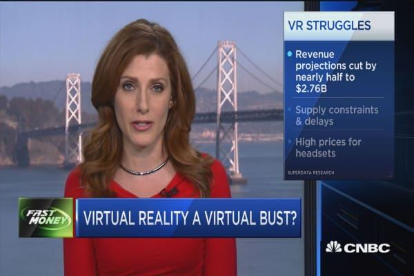 Better luck for VR in 2017?