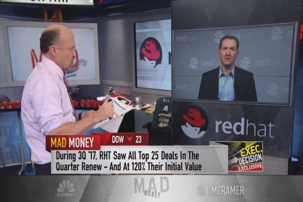 Red Hat CEO sheds light on the real reason its CFO is leaving