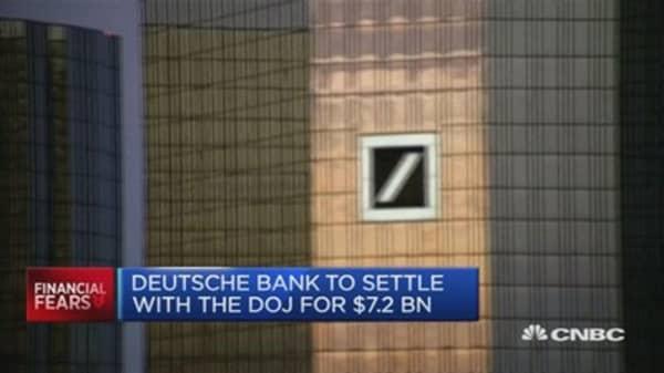 Deutsche Bank, Credit Suisse agree billion-dollar fines with authorities