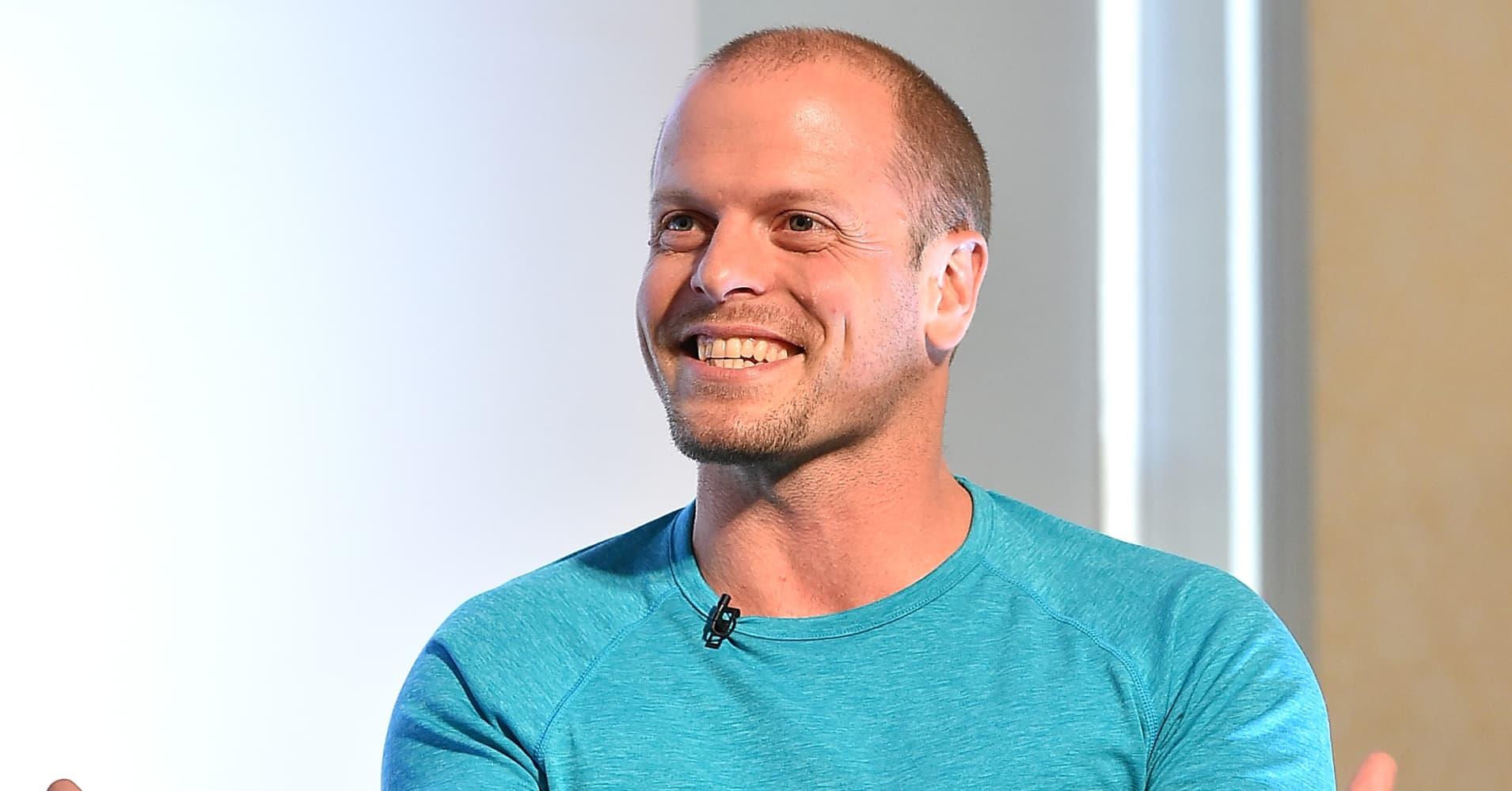 Author and entrepreneur Tim Ferriss