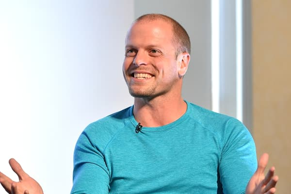Author and entrepreneur Tim Ferriss