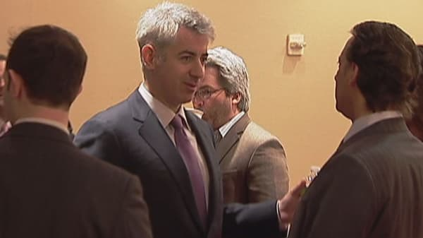 Bill Ackman reportedly splitting with wife in big-money divorce