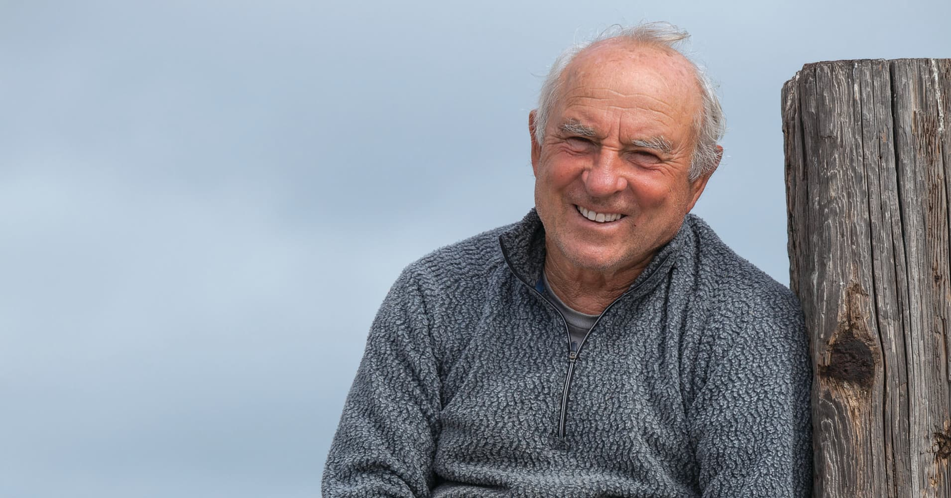Yvon Chouinard, founder and owner of Patagonia.
