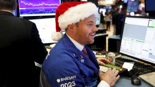 Trader Santa Rally