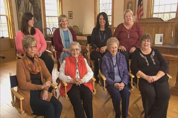 Stock-picking Beardstown Ladies