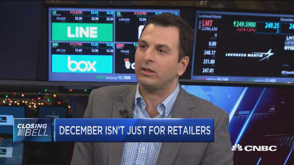 December isn't just for retailers