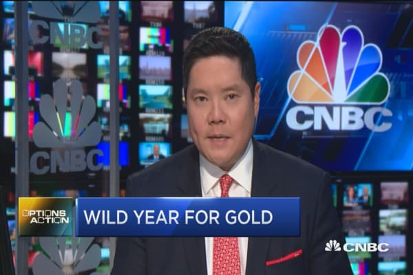 Gold: So bad, it's actually good?