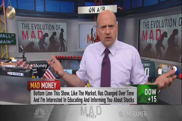 Cramer opens up about how the Great Recession changed his trading habits forever