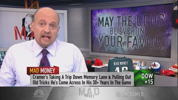 How stocks paid for Jim Cramer to go to Harvard Law