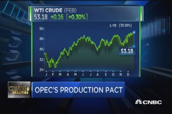 2017 crude oil outlook: Pro