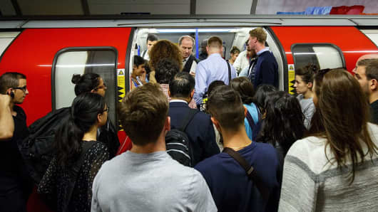 Tube Strike in London