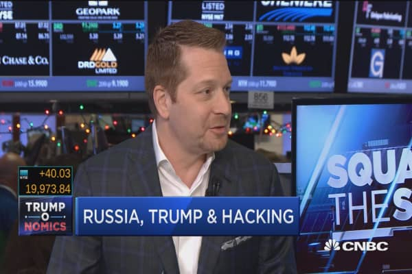US has well-known cyber capabilities: Crowdstrike CEO