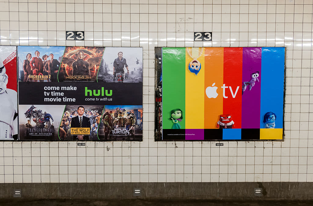 Hulu Signs Deal With Disney For Movie Streaming Rights