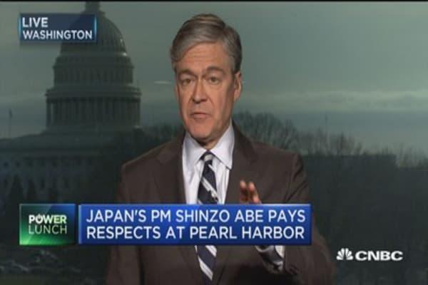 Japan, China & the US