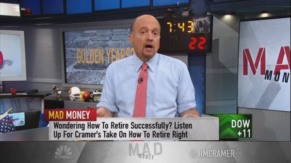 Cramer: Why bonds could be bad news for your retirement