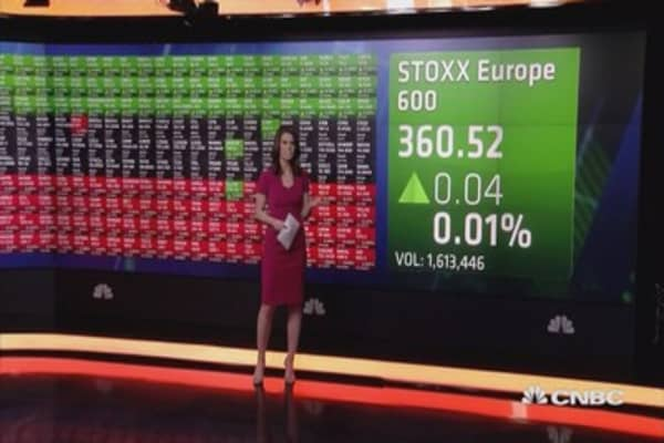 European stocks open mixed amid festive trading season