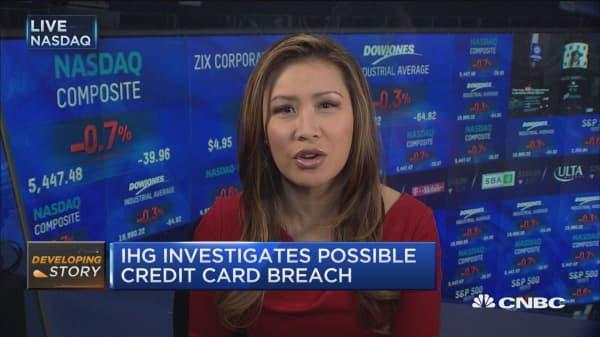 IHG investigates possible hackCK PLZ
