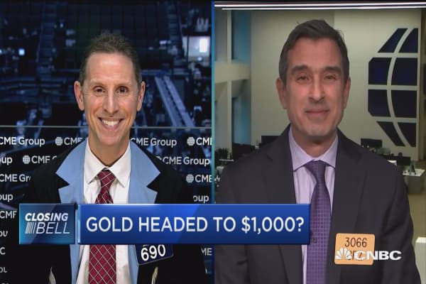 How to play gold heading into 2017